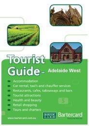 Adelaide West - Bartercard Travel