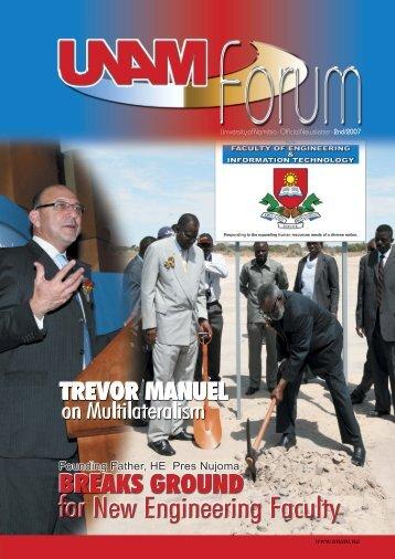 2nd Edition 2007 - University of Namibia