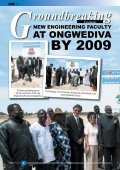 2nd Edition 2007 - University of Namibia - Page 4