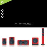 techdetails - Scansonic