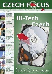 Czech Focus 2/2007 - CzechInvest