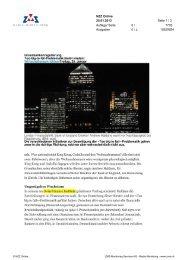 NZZ Online: Grossbankenregulierung Too-big-to-fail Problematik ...