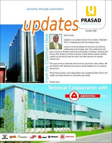 news letter_5 - Prasad Group