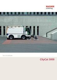 CityCat 5000 - Bucher Schörling