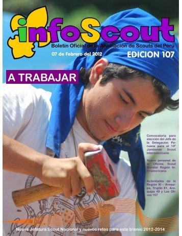 Info SCOUT 107 - Scouts del Perú