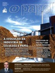 A EVOLUÇÃO DA INDÚSTRIA DE CELULOSE E ... - Revista O Papel