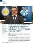 A EVOLUÇÃO DA INDÚSTRIA DE CELULOSE E ... - Revista O Papel - Page 6