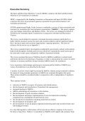 Review of Australian Sports Insurance - Office for Recreation and ... - Page 3