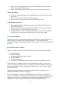 Review of Australian Sports Insurance - Office for Recreation and ... - Page 6