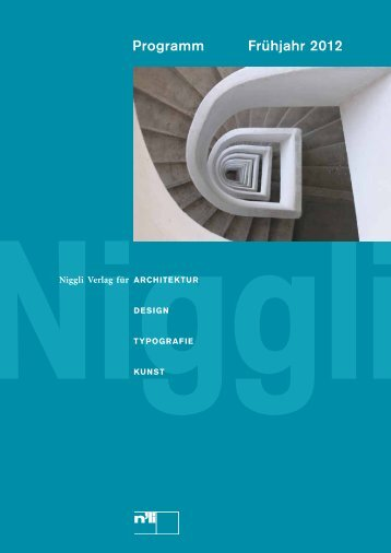 Layoutcards - Niggli Verlag