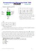 Korespondencyjne Mistrzostwa Polski 2005 - Page 4