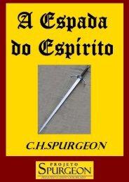baixe o sermão em pdf - Projeto Spurgeon