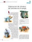Elaboración de cilindros de concreto en el campo - Instituto ... - Page 2