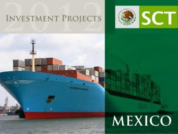 Mexican Ports tender projects