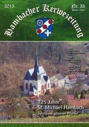 2013 - Hambacher Brennesselkerwe
