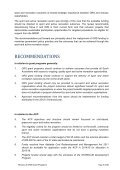 Review of ORS Grant Programs - Office for Recreation and Sport ... - Page 7