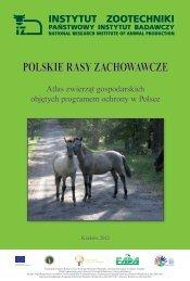 POLSKIE RASY ZACHOWAWCZE - KSOW