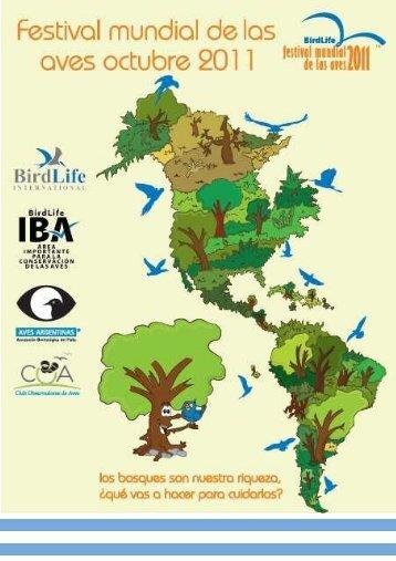 Descargar el reporte en formato PDF - Aves Argentinas