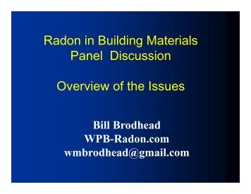 Radon from Granite and Concrete.pdf - Wpb-radon.com
