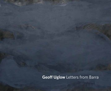 Geoff Uglow Letters from Barra - The Scottish Gallery