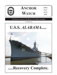 Winter 2006 HNSA Anchor Watch.qxd - Historic Naval Ships ...