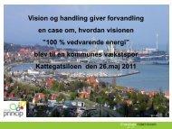 Initiativer relateret til vækstsporet energi i Frederikshavn Kommune ...