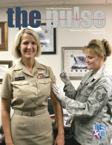 Vol. 5, Issue 13 09/27/10 - Uniformed Services University of the ...