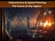 Polycentric city region