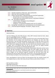 med update 03_13.pdf - Die Aidshilfen Österreichs