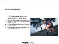 Sykkeltrøyer kort/lang - Sportpartner