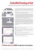 PSA Sensor: For controlled forming - Unidor - Page 2