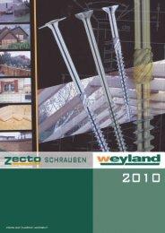 Zecto Schrauben 2010