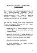 Dekubitus / Druckwunden / Liegewunden Vorbeugung Behandlung ... - Page 4