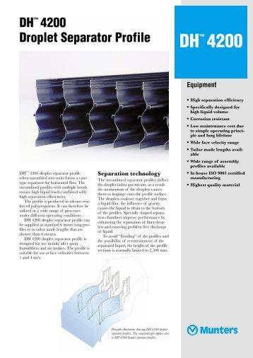 DH 4200.pdf - Munters