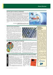 Section News Review - Advances in Clinical Neuroscience and ...