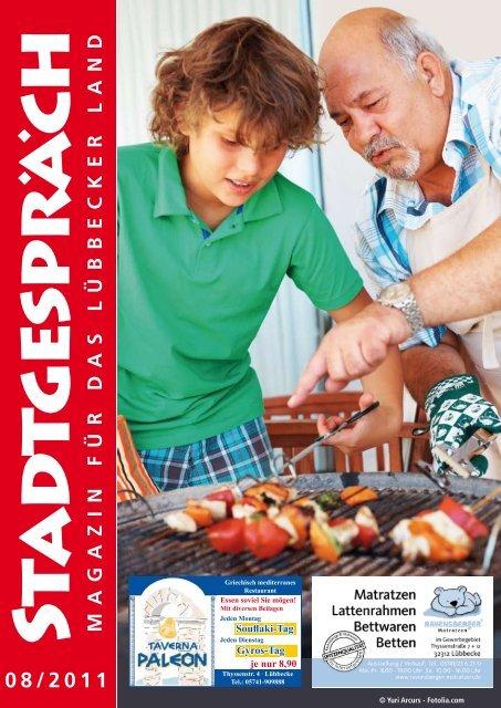 Magazin für das Lübbecker Land - Stadtgespräch Luebbecke