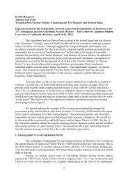 here - Institute of East Asian Studies, UC Berkeley - University of ...