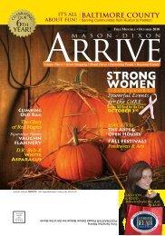 baltimore county - Mason Dixon Arrive Magazine