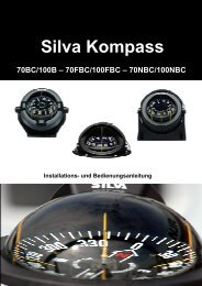Silva Kompass - Nexus Marine