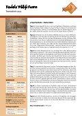 Teamsafaris 2013 - Kambaku Safari Lodge in Namibia - Seite 5