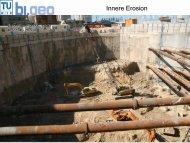Innere Erosion