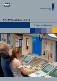 ATC KVM Solutions 2010 - kvmtech.co.za