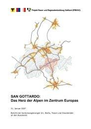 Das Herz der Alpen im Zentrum Europas - Was ist die Porta Alpina