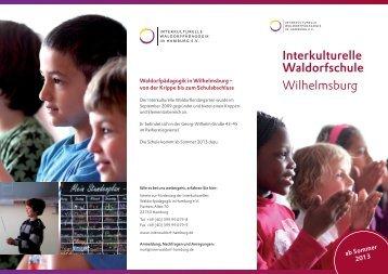 HIER. - Interkulturelle Waldorfschule Wilhelmsburg
