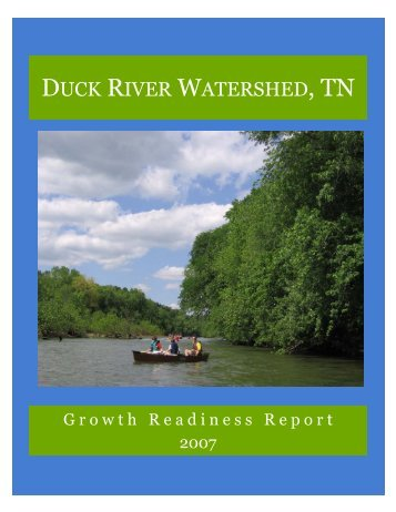 duck river draft - Southeast Watershed Forum