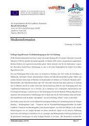 Medieninformation - Bayern