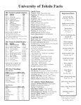 2012 Toledo Spring Football Prospectus - University of Toledo ... - Page 2