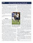 2012 Toledo Spring Football Prospectus - University of Toledo ... - Page 4
