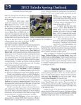 2012 Toledo Spring Football Prospectus - University of Toledo ... - Page 6