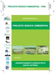 Projeto Básico Ambiental - Philip M. Fearnside - Inpa